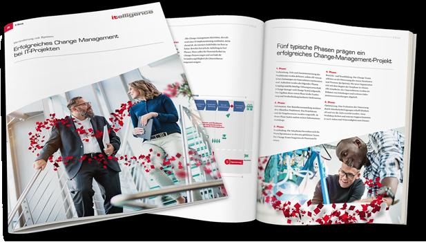 E-Book: Erfolgreiches Change Management bei IT-Projekten