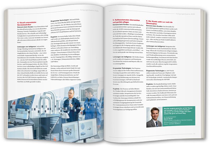 E-Book Fertigungsindustrie 2025: Digitalisierungsschub für den Mittelstand aufgeschlagen
